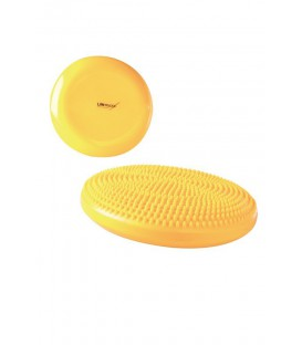 LMX1605 AIR STABILITY DISC GIALLO - 33mm DIAMETRO