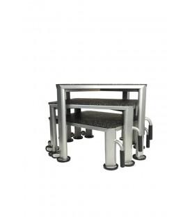 LMX1295.60 PANCA PLIOMETRICA HIGH - 60cm