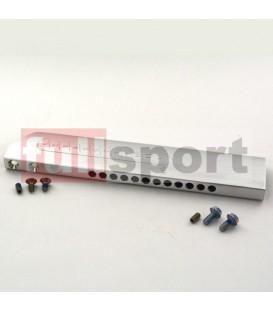 740-6861-KT Piantone Alluminio S/Manubrio completo di Viti per NXT / E-Spinner