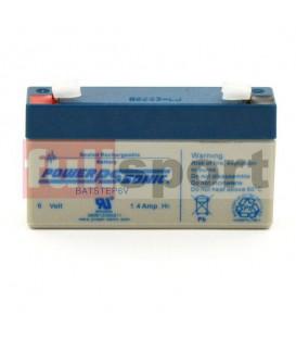 800-3102 BATTERIA STAR TRAC 6 VOLT, 1.4 Amp