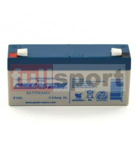 10770-102 BATTERIA PRECOR 6 VOLT, 3.5 Amp