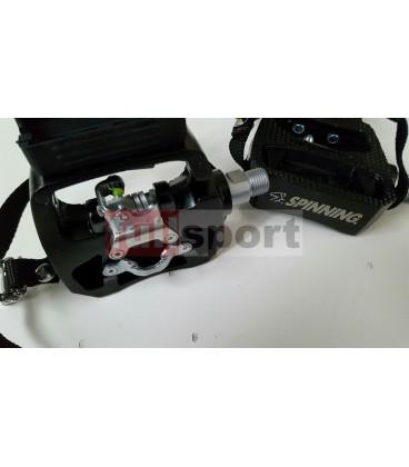 740-6898 Coppia Pedali Doppia Funzione per Tutti i Modelli
