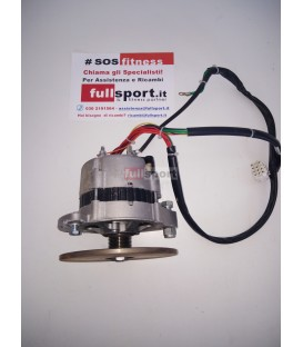 0017-00009-0841 alternatore lifefitness