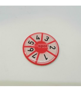T1 (GB060-082) NEW STICKER LOGO 1-7