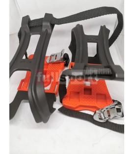 F6-1 (GB060-028) punta gabbia e tacchette