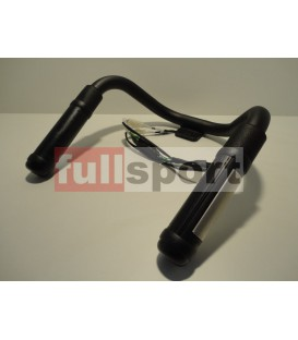 E82/E83-90 CENTER HANDLEBAR ASSEMBLY +HRT