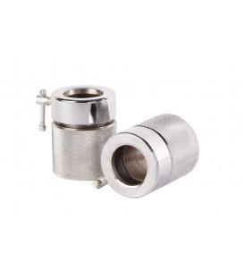LMX52 BLOCCO PESI OLIMPIONICI PER BILANCIERE - 50mm