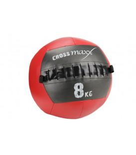 LMX1245.8 ROSSO 8kg - WALL BALL CROSSMAXX
