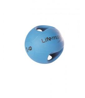 LMX1250.9 BLU 9kg - PALLA MEDICA CON MANIGLIE