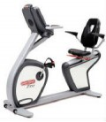 6400 PRO RECUMBENT - BIKE RECLINE STAR TRAC