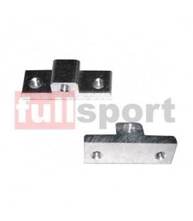 020-6603 Blocchetto Alluminio Sagomato per Tensionatura Catena / Volano per NXT