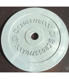 LMX87.025 Crossmaxx® PE technique plate 50mm (grey) 2,5kg