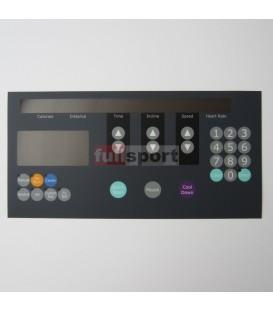 AK58-00160-0001 overlay 9500hr lifefitness