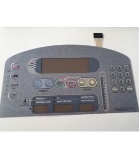 0WT00049AA* DECAL XT PRO TECHNOGYM