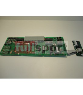 6005-1B Display Eletronico ASSY W/HRC (solo scheda)