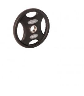 LMX86.25 kg25 - DISCO OLIMPIONICO RIVESTITO NERO