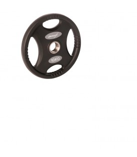 LMX86.10 kg10 - DISCO OLIMPIONICO RIVESTITO NERO