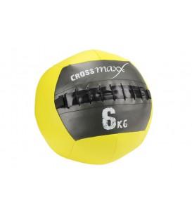 LMX1245.6 GIALLO 6kg - WALL BALL CROSSMAXX