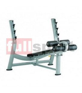A997 OLYMPIC DECLINE PRESS - ISOTONICO SPORTSART
